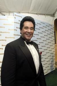 Wayne Newton at the Bloomberg Party after the White House Correspondants dinner.