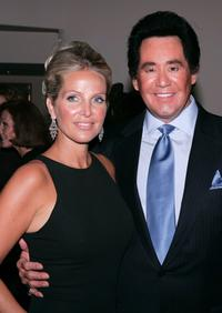 Wayne Newton and his wife Kathleen at the Lupus LA Love Light And Laughter Gala.