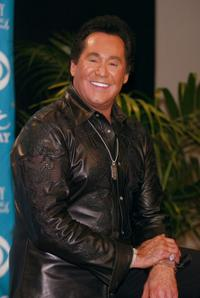 Wayne Newton at the 38th Annual Country Music Awards.