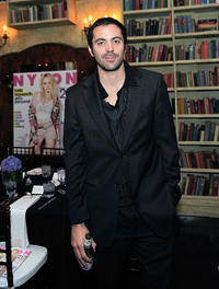 Rhys Coiro at the Nylon Magazine's March Issue Celebration in California.