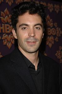 Rhys Coiro at the 2007 HBO Emmy party.