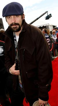 Rhys Coiro at the Fox's Super Bowl XLII red carpet.