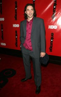 Rhys Coiro at the Fourth Season premiere of