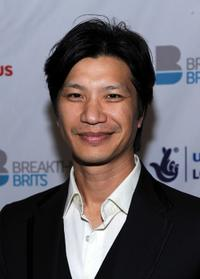 Dustin Nguyen at the Breakthrough Brit Week, Breakthrough Brits Gala Reception.