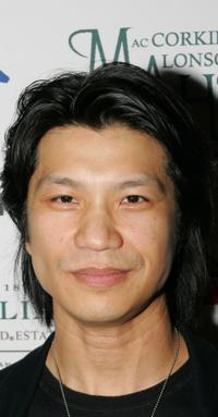 Dustin Nguyen at the screening of