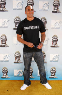 Joey Ansah at the 17th Annual MTV Movie Awards.