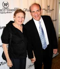 Paul Ben-Victor and his Mother at the 36th Annual Vision Awards.