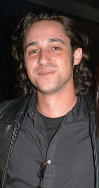 Thomas Ian Nicholas at the Honoring The Pioneers Of Hip Hop.