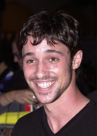 Thomas Ian Nicholas at the premiere of