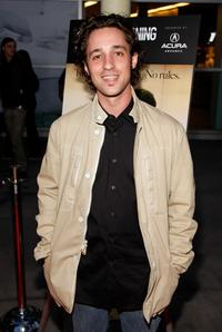Thomas Ian Nicholas at the Gen Art Screening of