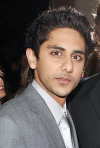 Adhir Kalyan at the premiere of