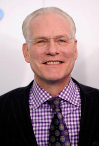 Tim Gunn at the world premiere of