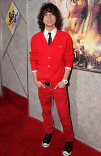 Actor Adam G. Sevani at the L.A. premiere of