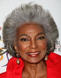 Nichelle Nichols at Thelonious Monk Jazz Tribute Concert For Herbie Hancock.