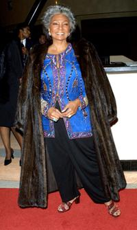 Nichelle Nichols at the Ninth Annual Diversity Awards.