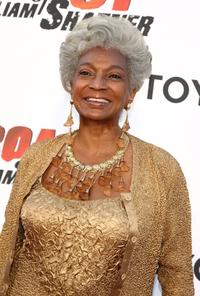Nichelle Nichols at the Comedy Central Roast of William Shatner.