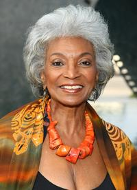 Nichelle Nichols at the 2008 Backlot Film Festival Tribute to Carl Reiner.