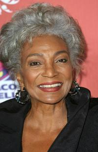 Nichelle Nichols at the Spike TV's Scream 2007.