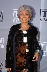 Nichelle Nichols at the TV Land Awards 2003.