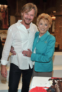 Stephen Nichols and Jeanne Cooper at the