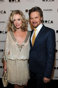 Eileen Davidson and Stephen Nichols at the