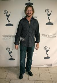 Stephen Nichols at the Academy of Television Arts and Sciences Daytime Emmy Nominee Reception.