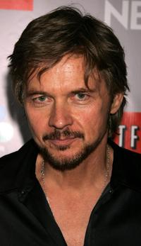 Stephen Nichols at the NBC All-Star Event.