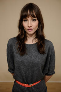 Jocelin Donahue at the portrait session of