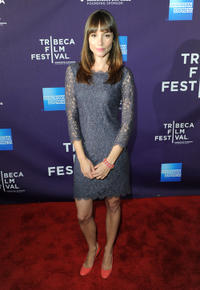 Jocelin Donahue at the premiere of