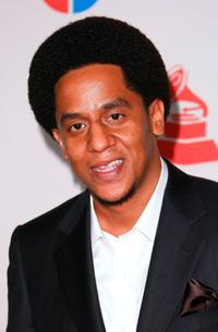 Tego Calderon at the 9th Annual Latin GRAMMY Awards.