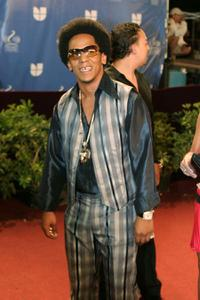 Tego Calderon at the 2004 Univision Awards.