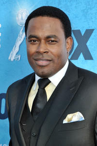 Lamman Rucker at the 42nd NAACP Image Awards in California.