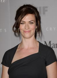 Maggie Siff at the 2010 Crystal and Lucy Awards: A New Era.