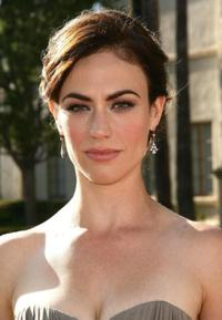 Maggie Siff at the premiere of