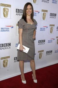 Maggie Siff at the 6th Annual BAFTA TV tea party.