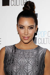 Kim Kardashian at the E! Channel Brand Evolution Event in Sydney.