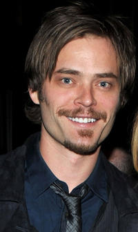 Christopher Backus at the after party of the New York premiere of