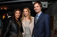 Kate Walsh, Mira Sorvino and Christopher Backus at the after party of