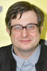Eugene Mirman at the premiere of