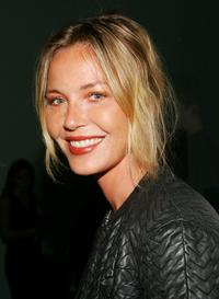 Connie Nielsen at the