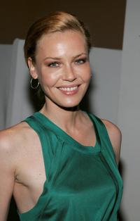 Connie Nielsen at the International Center of Photography's 21st Annual Infinity Awards.