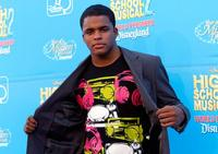 Chris Warren Jr. at the world premiere of