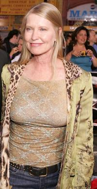 Lisa Niemi at the screening of