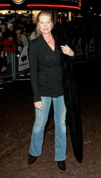 Lisa Niemi at the UK premiere of