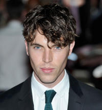 Tom Hughes at the World premiere of