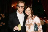 Bill Nighy and Amy Smart at the