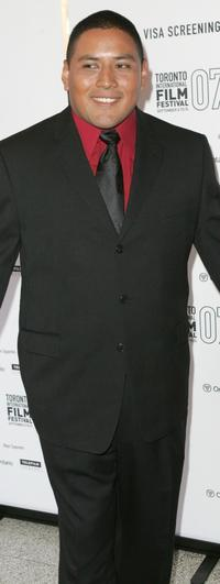 Victor Wolf at the North American Premiere screening of