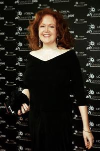Julie Nihill at the L'Oreal Paris AFI 2006 Industry Awards.