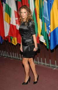 Alicja Bachleda at the premiere of