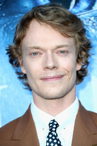 Alfie Allen at the premiere of HBO's
